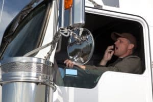Fatigued Truck Drivers Dangerous
