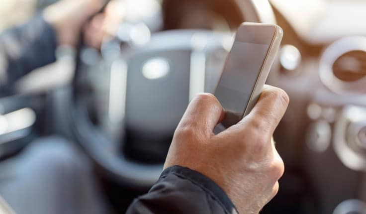 Atlanta distracted driving accident lawyers