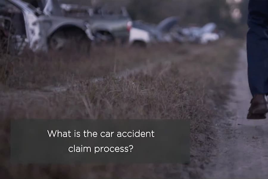 What is the car accident claim process