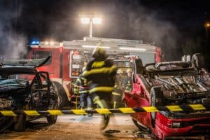 Multi-Car Crashes – Causes and Issues of Liability