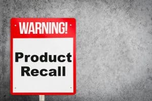 Top Ten Product Recalls in the United States