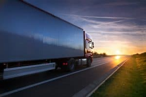 Improving Trucking Safety Using Virtual Reality