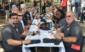 Harris Lowry Manton LLP's 5th Annual First Responder Appreciation Luncheon Was a Success!