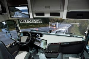 The Future of Autonomous Vehicles? Trucking and Freight.