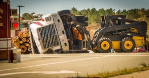 Flying Cargo from Truck Spills Can Cause Injuries