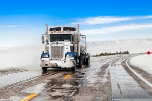 What Truckers Should Do to Help Make Winter Roads Safer for Everyone